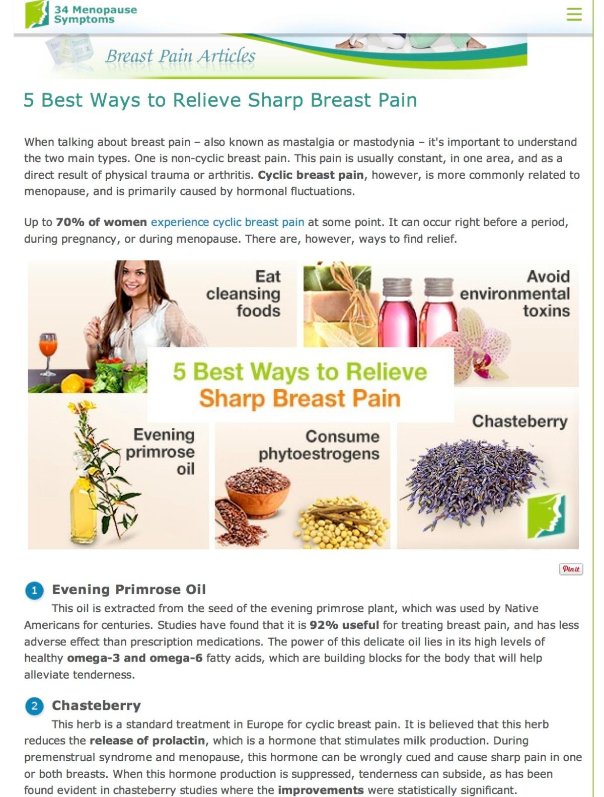 breast pain1